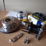 AP Racing 295mm Brake Kit